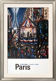 Le 14 Juillet a Paris Limited Edition Framed Print by Marcel Gromaire