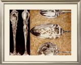 Silver Palate II Prints by Elaine Gitalis