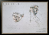 Querelle Zyklus Prints by Jurgen Draeger