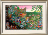 Wonderland Prints by Tom Masse