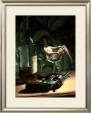 Aperitif 7000 Clams Colt Framed Giclee Print by Richie Fahey