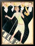 Club Posters by Karen Dupré