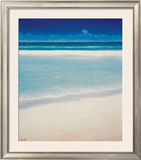 Sand Bar 2 Limited Edition Framed Print by Derek Hare