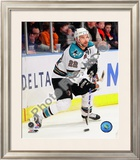 Dan Boyle 2009-10 Framed Photographic Print