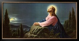 Gethsemane Print by  Marsani