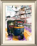 Delhi Print by Cyril Anquelidis