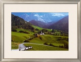 Trentino Alto-Adige. Italy Poster by Ch. Hermes