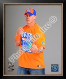 John Cena 2010 Posed Framed Photographic Print