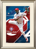 Philadelphia Phillies - Jimmy Rollins Posters