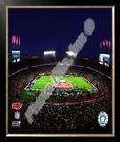 Sun Life Stadium Super Bowl XLIV Framed Photographic Print