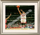 Derrick Rose Framed Photographic Print