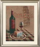 Gorganzola, Pisa Prints by T. C. Chiu