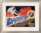Darracq Framed Giclee Print by Walter Thor