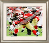 Vernon Davis Framed Photographic Print