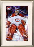 Montreal Canadiens - Carey Price Print