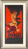 Tosca Puccini Opera Framed Giclee Print