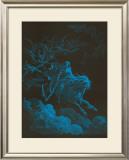 Death Rides a Pale Horse Print
