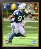 Dwight Freeney Framed Photographic Print