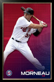 Minnesota Twins - Justin Morneau Prints