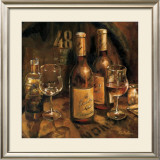 Wine Making Art by Marilyn Hageman