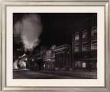 Mainline on Main Street Prints by O. Winston Link