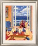 Ocean Breeze Prints by Suzanne Hoefler