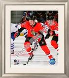 Chris Neil 2009-10 Framed Photographic Print