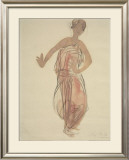 Cambodian Dancer, c.1906 Prints by Auguste Rodin