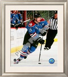 Milan Hejduk 2009-10 Framed Photographic Print