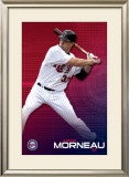 Minnesota Twins - Justin Morneau Print