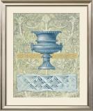 Gothic Quatrefoil II Print by W.M. Randal Painter