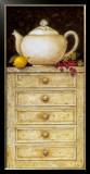 Urn on a Dresser IV Art by Eric Barjot