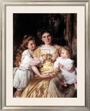 Mother's Love Posters by Thomas B. Kennington