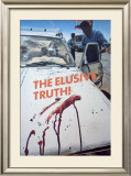 The Elusive Truth! Poster by Damien Hirst