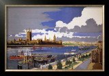 London Pride, GWR, 1946 Framed Giclee Print by Frank Mason