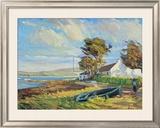 Dingle Bay, Ireland Art by Hugh O'Neil