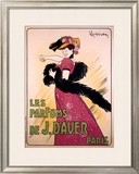 Les Parfums de J. Daver, Paris Framed Giclee Print by Leonetto Cappiello