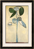 Woman/flower 1946 Posters by Pablo Picasso