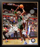 Michael Redd 2009-10 Framed Photographic Print