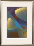 The Edge Limited Edition Framed Print by  Menaul