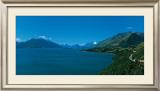 Lake Wakatipu Print by Thierry Martinez