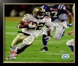 Tracy Porter Super Bowl XLIV Framed Photographic Print