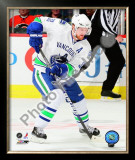 Henrik Sedin 2009-10 Framed Photographic Print