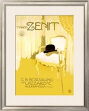 Marka Zenit Framed Giclee Print by Marcello Dudovich