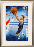 Dallas Mavericks - Dirk Nowitzki Prints