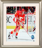 Jay Bouwmeester Framed Photographic Print
