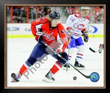 Nicklas Backstrom 2009-10 Framed Photographic Print