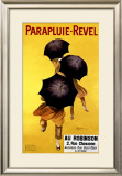 Parapluie-Revel Framed Giclee Print by Leonetto Cappiello