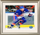 Kyle Okposo 2009-10 Framed Photographic Print
