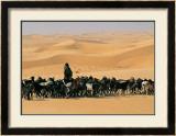 Touareg, Niger Art by Gilles Santantonio